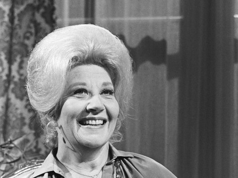 "Charlotte Rae as Mrs. Edna Ann Garrett on ""The Facts of Life."" (Photo/JTA-NBC-NBCU Photo Bank-Getty Images)"