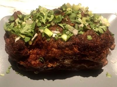 Faith Kramer's Korean-Inspired Meatloaf (Photo/Faith Kramer)