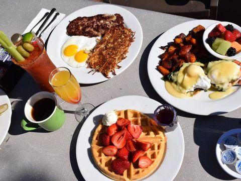 Breakfast is as good a time as any to stop by Buttercup Diner in Walnut Creek.