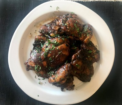 Caramelized Balsamic Chicken (Photo/Faith Kramer)