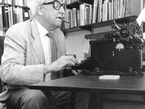 "Earl Raab was prolific writer of columns and ""Raabisms."""