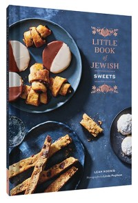 "Cover of ""Little Book of Jewish Sweets"" by Leah Koenig"