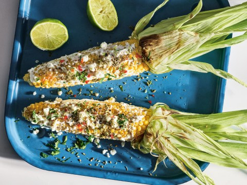 "Israeli Street Corn from ""Sababa"" (Photo/Courtesy Penguin Random House)"