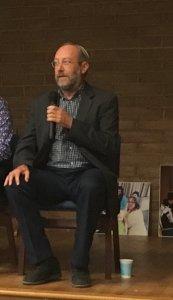 Rabbi Shalom Bochner. (Photo/Gabe Stutman)