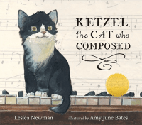 """""""Ketzel the Cat Who Composed"""" by Lesléa Newman"""