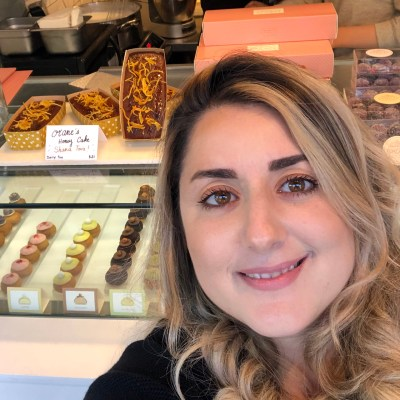 Laura Athuil of Choux Bakery (LAURA ATHUIL)