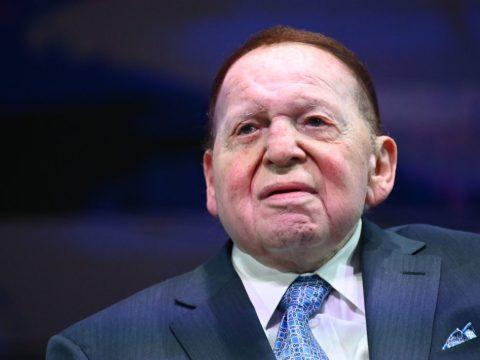 Sheldon Adelson (JTA/MANDEL NGAN/AFP/GETTY)