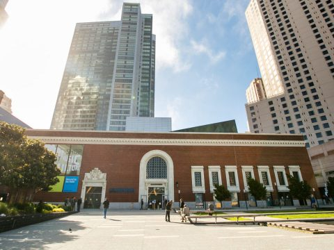 The Contemporary Jewish Museum expects to lose $1.5 million this fiscal year. (Photo/Gary Sexton)