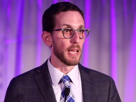 State Sen. Scott Wiener. (Photo/JTA-Randy Shropshire-Getty Images)