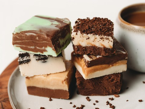 Chocolate Heaven's house-made fudge. (Photo/Clara Rice)