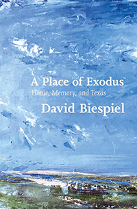 """the cover of """"A Place of Exodus"""""""