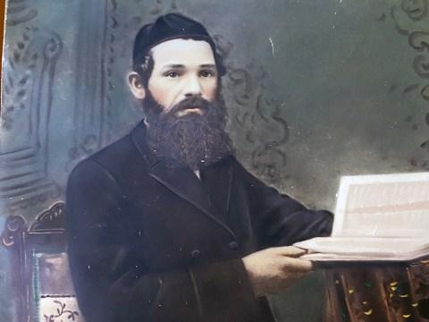 Rabbi David Radinsky (Photo/Courtesy Sam Herzberg)