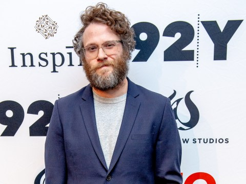 Seth Rogen at the 92nd Street Y in New York City, Feb. 29, 2020 in New York City. (Photo/JTA-Roy Rochlin-Getty Images)
