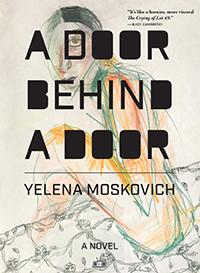 """Cover of """"A Door Behind a Door"""" by Yelena Moskovich"""