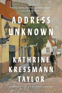 """Cover of """"Address Unknown"""""""