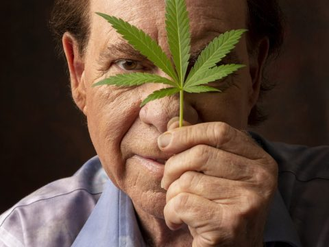Ed Rosenthal and his vocation, cannabis (Photo/Christian Peacock)