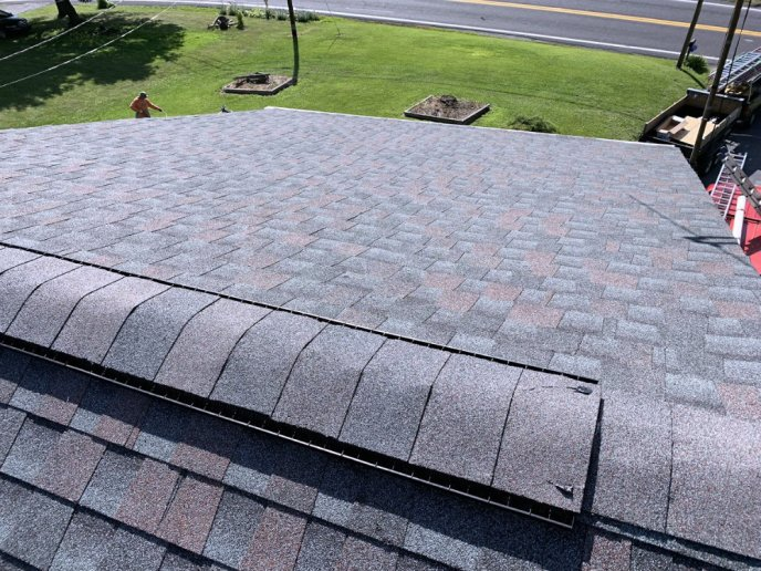 Roofer Near Me in Littlestown PA 17340 - Roof Replacement Contractor Installing Brand New GAF Lifetime Asphalt Shingle Roof System