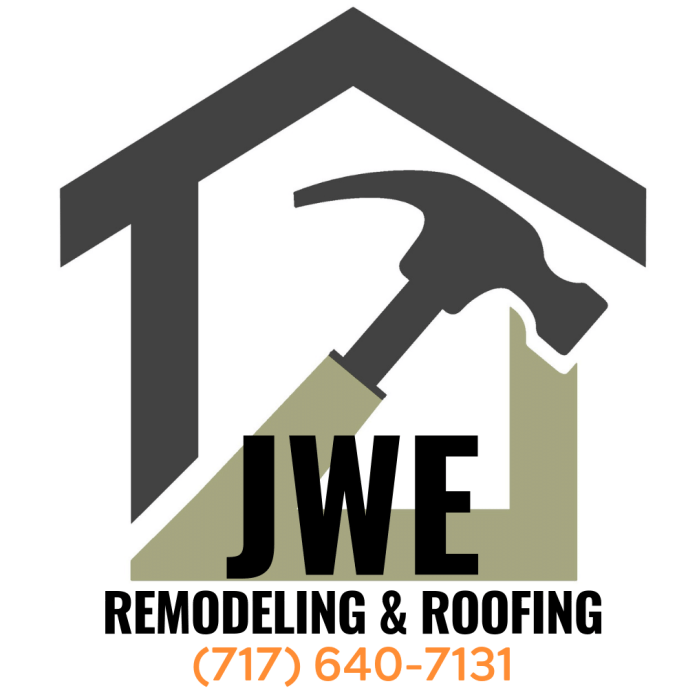 JWE Remodeling & Roofing Contractor Hanover PA Roof Repairs