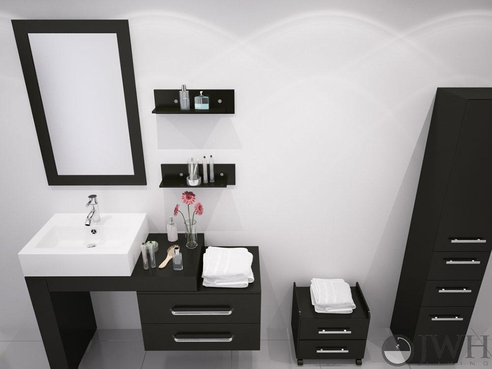 Jwh Living 33 5 57 Quot Scorpio Single Vessel Sink Vanity