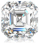 diamond shape asscher