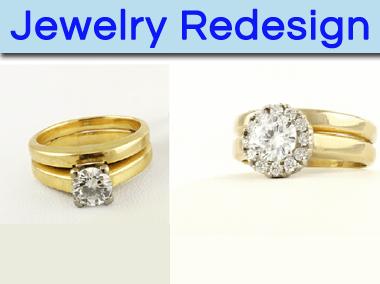 jewelry redesign service la jolla san diego