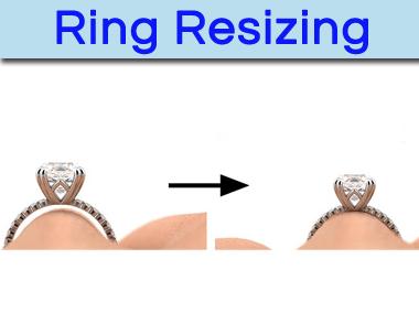 ring resizing service la jolla san diego