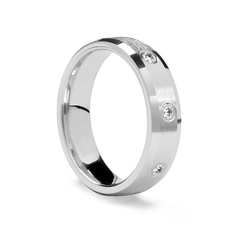 benchmark diamond wedding band for women