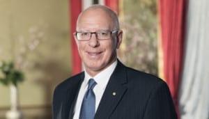 Governor David Hurley