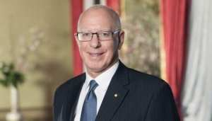 Governor David Hurley
