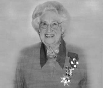 Dame Grace Hollander