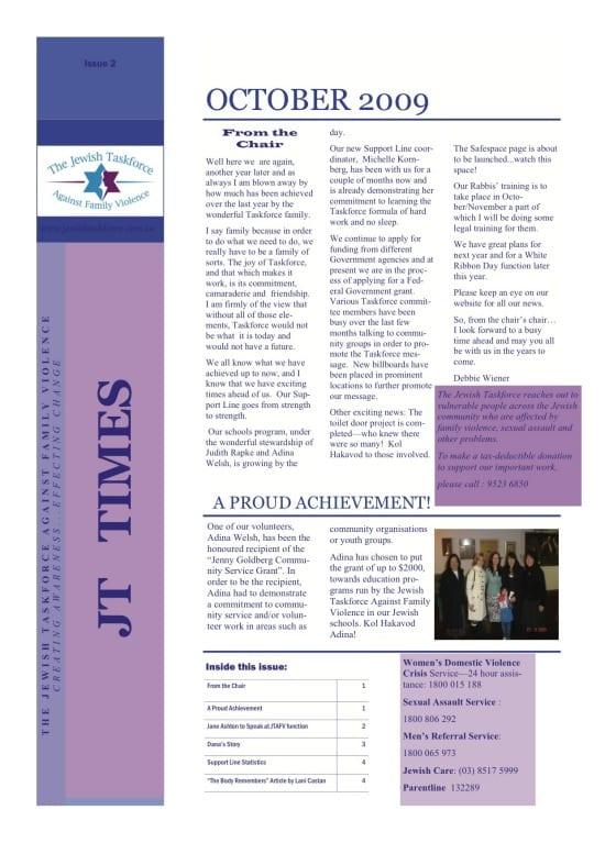JTAFV oct news 1