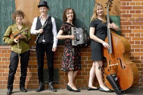 The London Klezmer Quartet