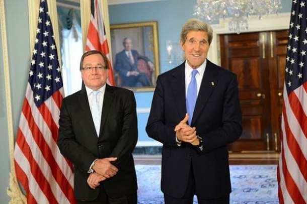 Murray McCully meets John Kerry