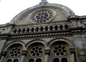 Paris's Grand Synagogue
