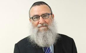 Rabbi Pinchos Woolstone