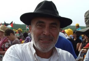 """Ezra Nawi (pictured) of the pro-Palestinian NGO Ta'ayush was scrutinized in by Israeli Channel 2's investigative television program, """"Uvda."""" Credit: Wikimedia Commons."""
