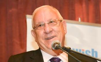 President-elect Reuven Rivlin          Photo: Henry Benjamin