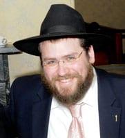 Rabbi Eli Feldman    Photo: Henry Benjamin