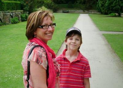 Rosie and Luke Batty