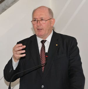 General Peter Cosgrove                  Photo: Henry Benjamin