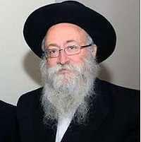 Rabbi Baruch Lesches