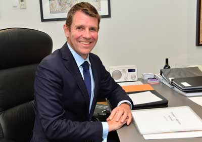 NSW Premier Mike Baird sends Rosh Hashanah greetings » J-Wire