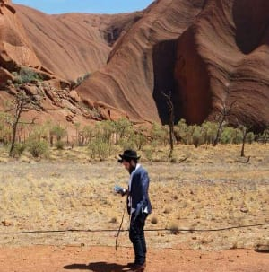 Tellaphin in the Outback