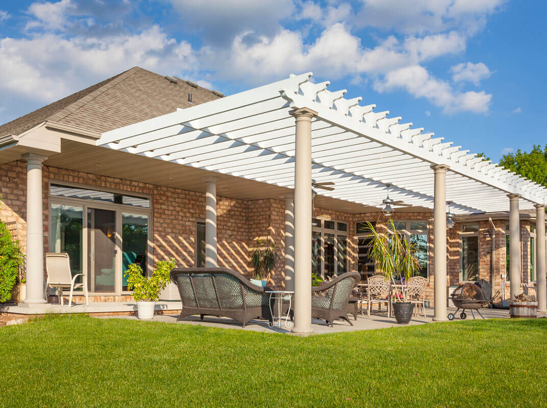 Patio Cover Design Ideas - J&W Lumber on Patio Covers Ideas  id=31279
