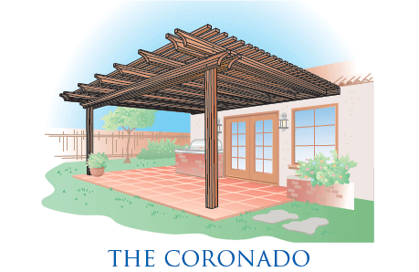 patio cover kits pre designed patio