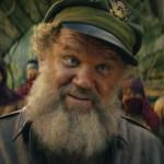 John C. Reilly in Kong: Skull Island