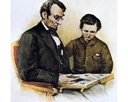 ابراہام لنکن کا شہرہ آفاق خط