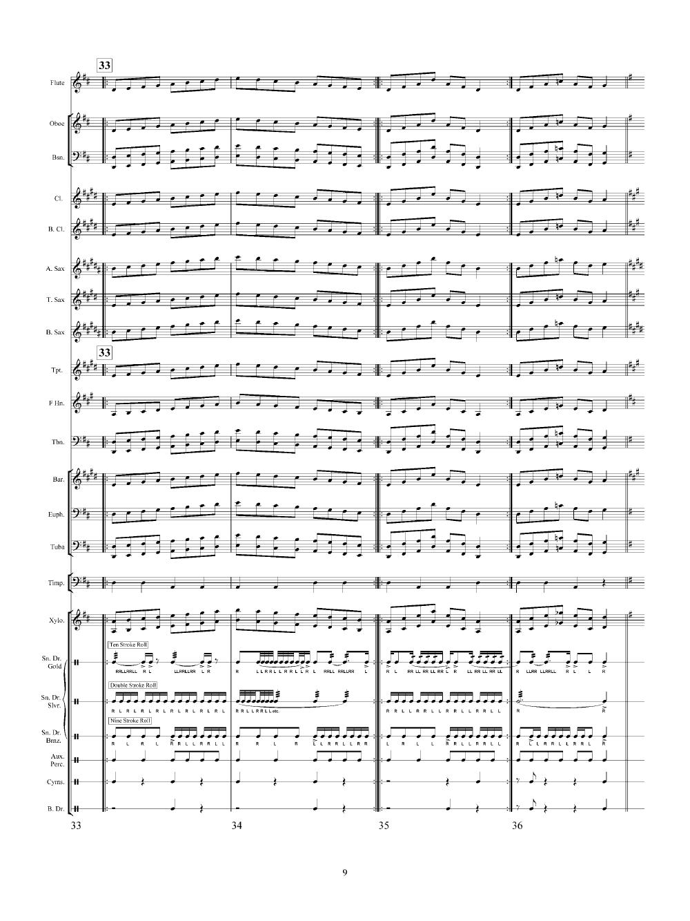 12 Major Scales And Arpeggios