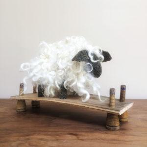 Primitive Sheep Art