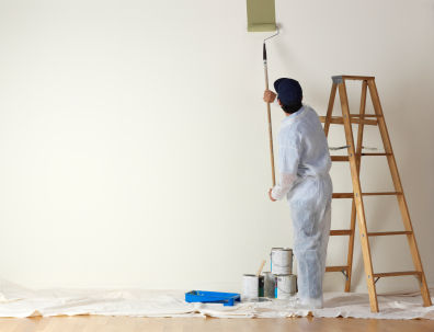 Residential Painting   JW s Lawn Care Maintenance  Odd Jobs     Interior Home Painting Tips
